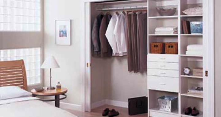 Getting To The Perfect Closet