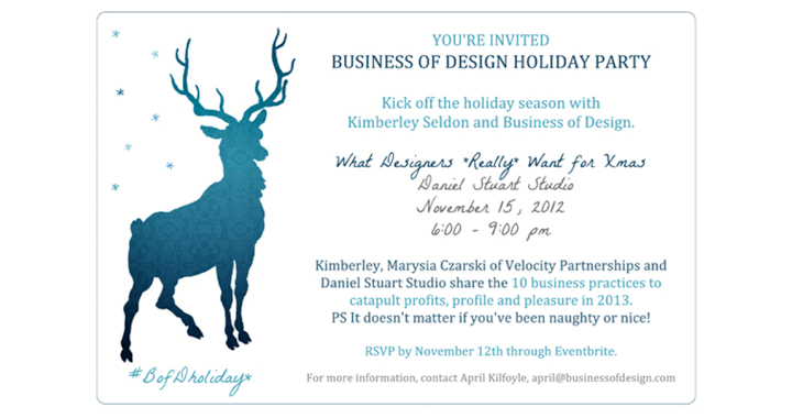 Celebrate with Kimberley and Business of Design™ featured image