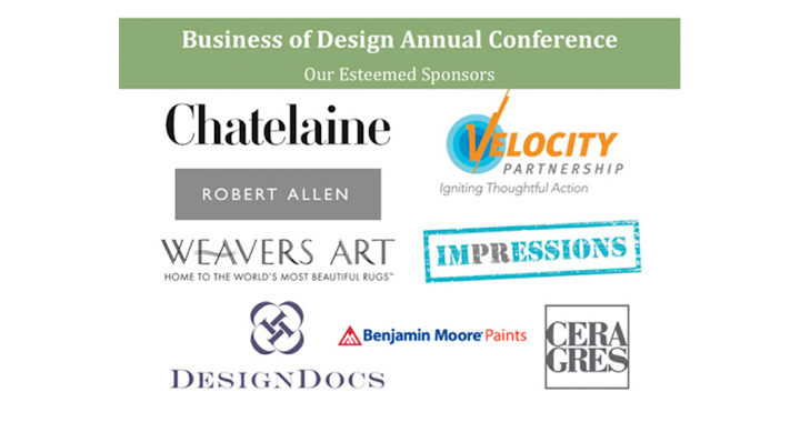 Thank You to Our Business of Design™ Conference Sponsors! featured image