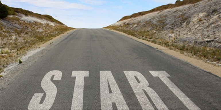 Start where you are… featured image