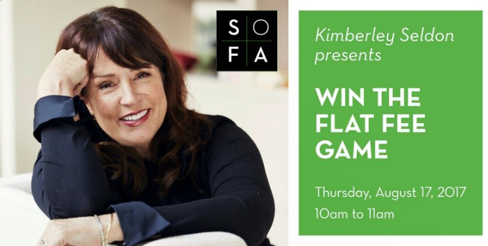 WIN THE FLAT FEE GAME at SOFA | Aug 17 featured image