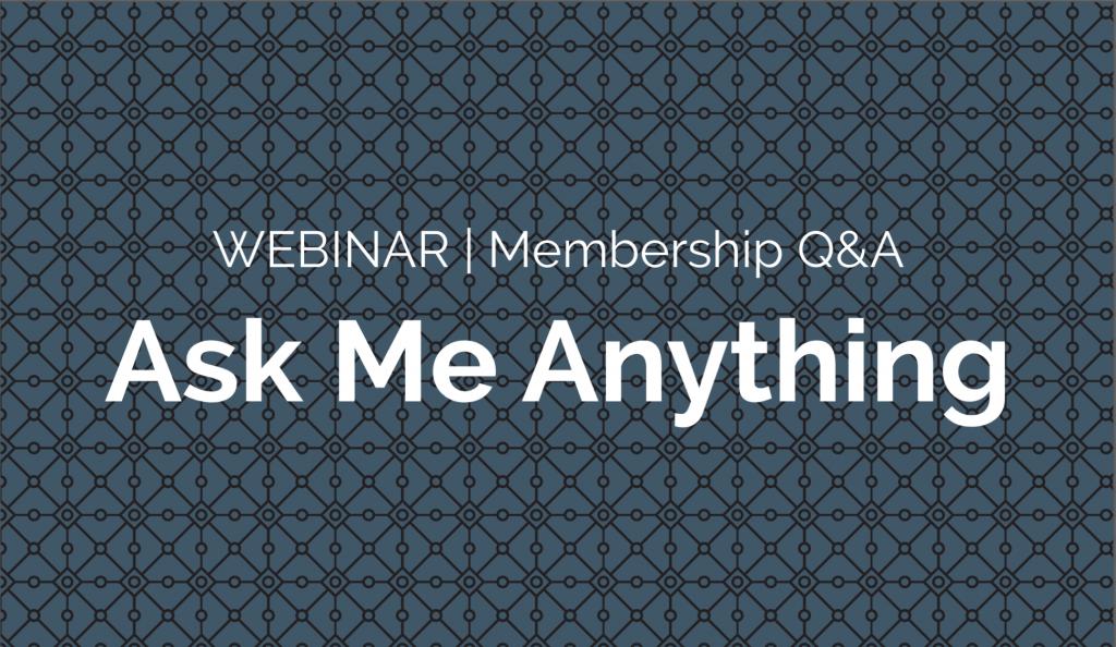 BOD Membership Q&A | Webinar May 30 featured image