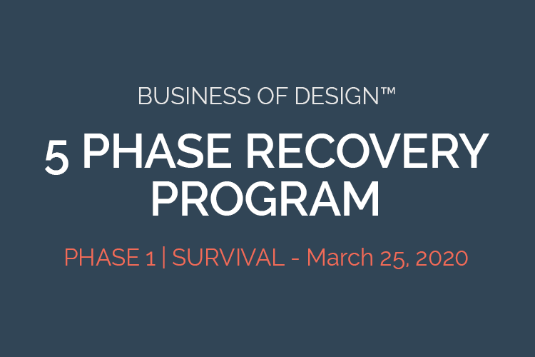 BOD™ 5 PHASE RECOVERY PROGRAM | PHASE 1 – SURVIVAL featured image